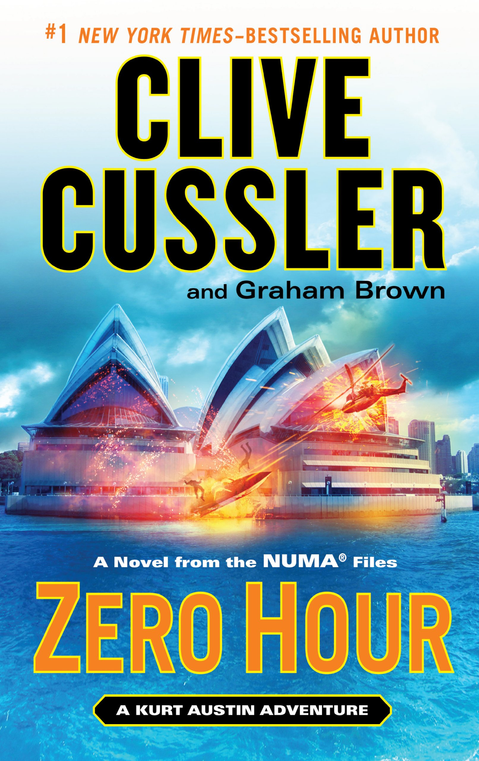 Book Cover of Zero Hour