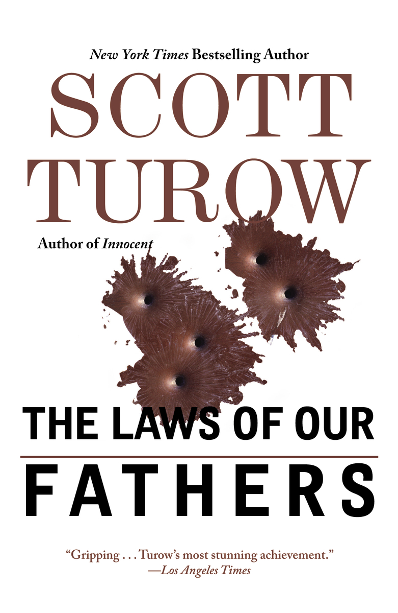 Book cover of Laws of our Fathers