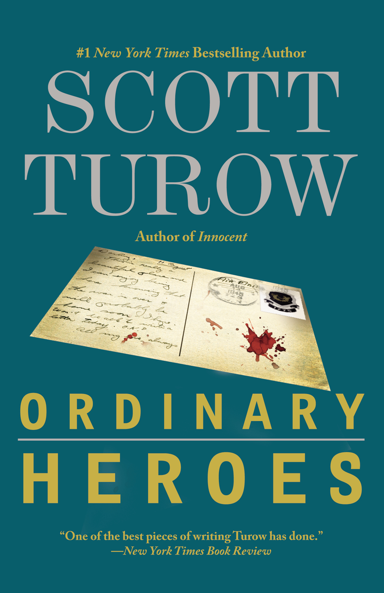 Book cover of Ordinary heroes