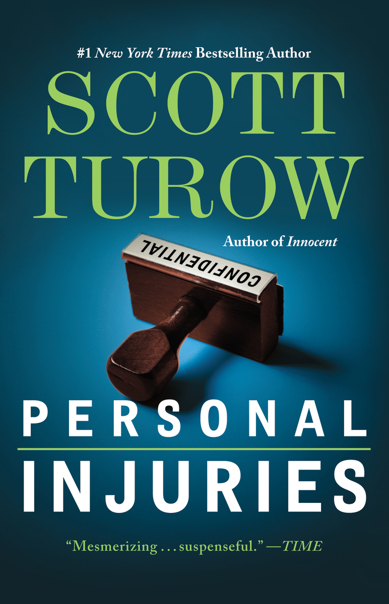 Book cover of Personal Injuries