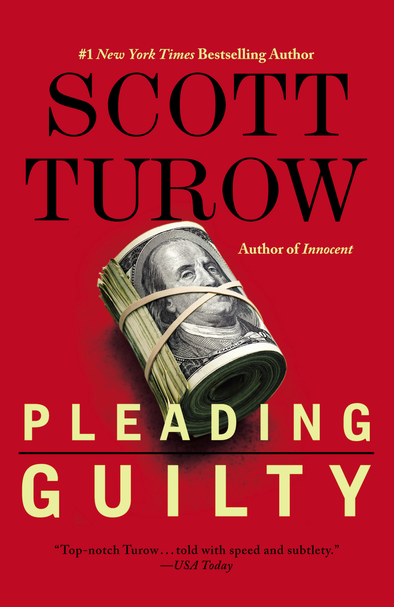 Book cover of Pleading Guilty
