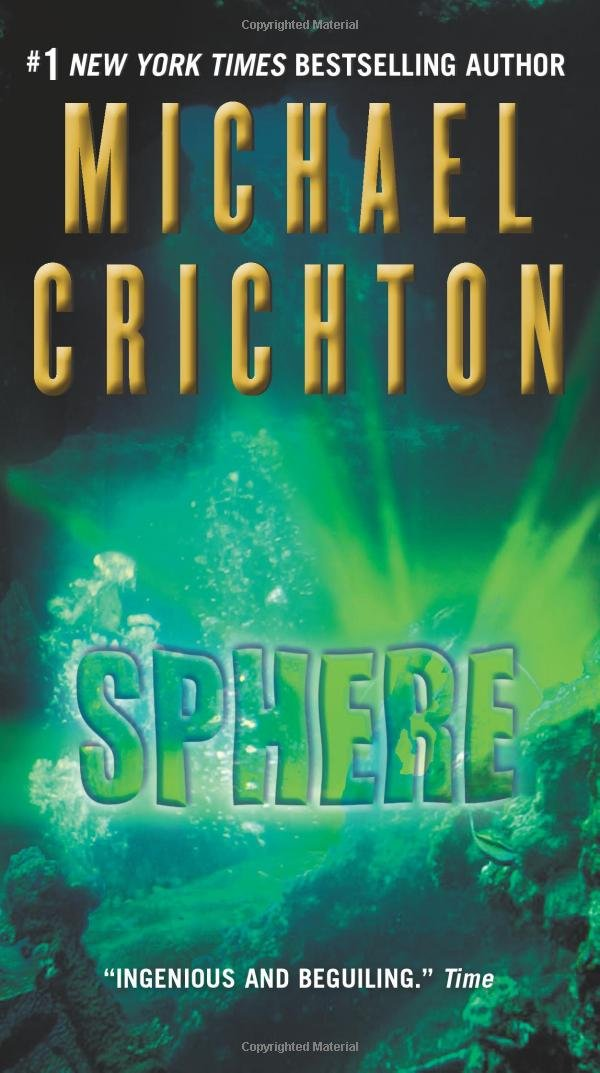 Book Cover of Sphere