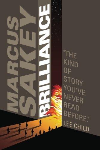 Book cover of Brilliance
