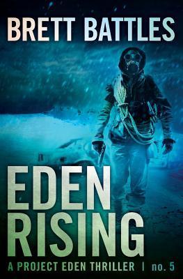 Book cover of Eden Rising