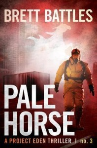 Book cover of Pale Horse