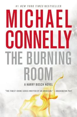 Book cover of The Burning Room