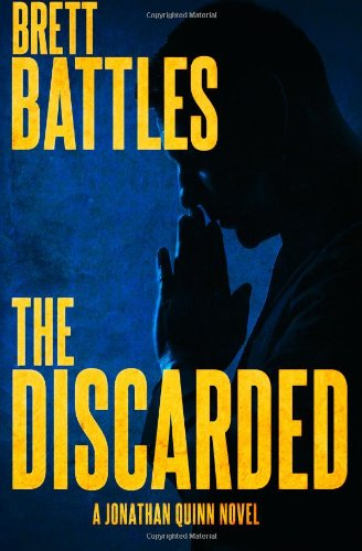 Book cover of The Discarded