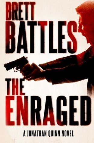 Book cover of The Enraged