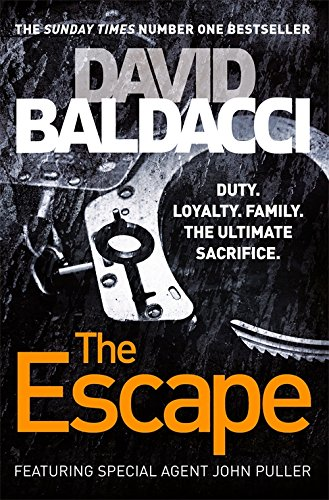 Book cover of The Escape
