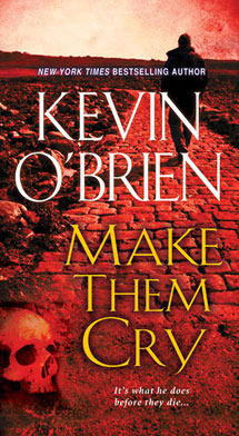 Book cover of Make them Cry