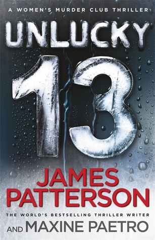 Book cover of Unlucky 13