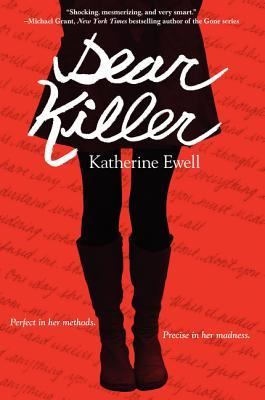 Book cover of Dear Killer