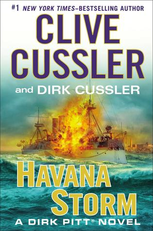 Book cover of Havana Storm
