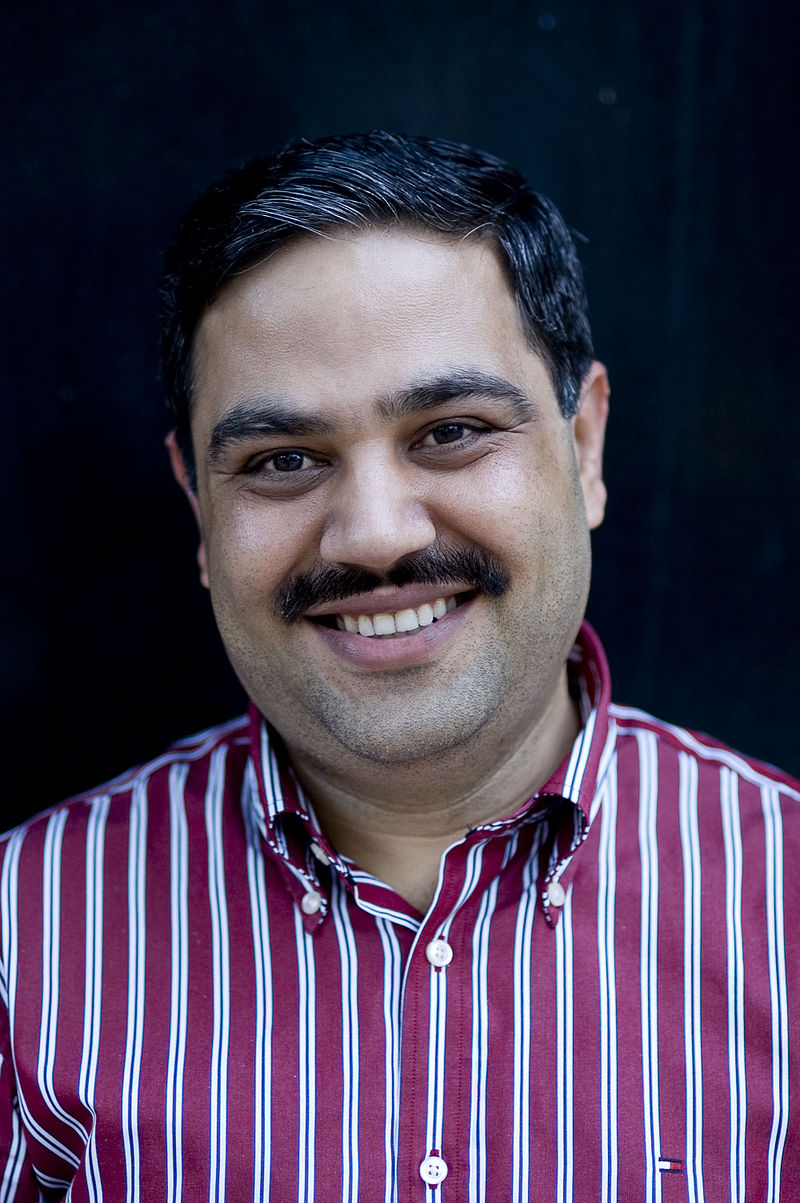 Photo of Ravi Subramanian