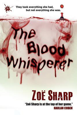 Book cover of The Blood Whisperer