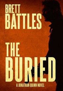 Book cover of The Buried