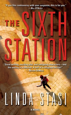 Book cover of The Sixth Station
