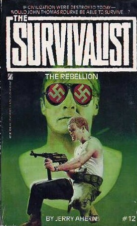 Book cover of The Survivalist